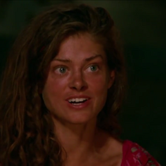 Hali expresses her uncertainty of her own fate at her last Tribal Council.
