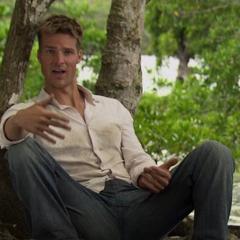 Matt gives a confessional.