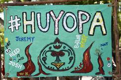 Huyopa flag