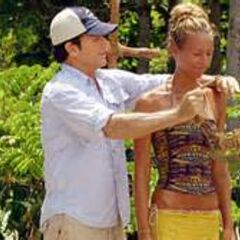 Ashley wins individual immunity.