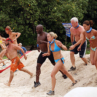 The first Immunity Challenge.