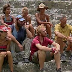 The final 7 listening to instructions for the Immunity Challenge.