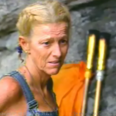 Jan before Tribal Council, Day 37.