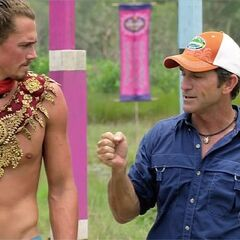 Joe wins his 4th individual immunity.