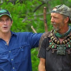 Keith won his second individual immunity.