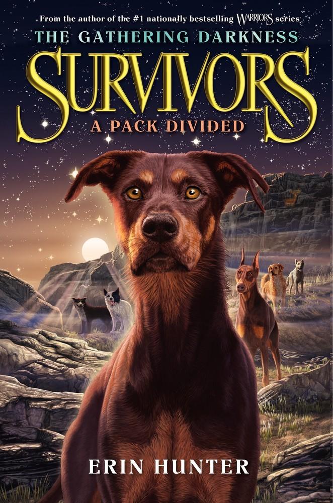 Survivors #4: The Broken Path-ExLibrary