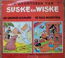 Het Zingende Nijlpaard en De Dolle Musketiers LP