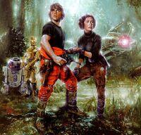Luke-Leia