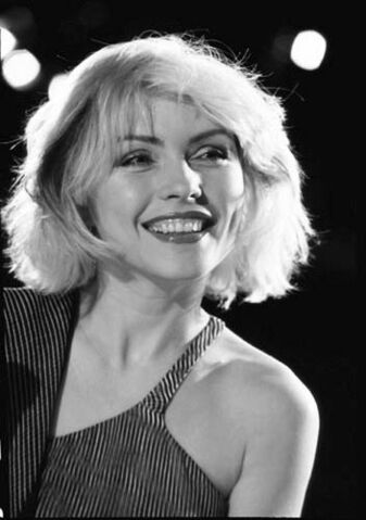 File:Debbie Harry black and white.jpg