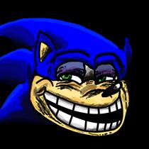 Troll Sonic