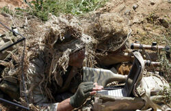 Scoutsniper training