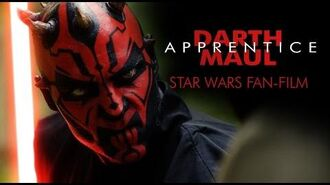 DARTH MAUL Apprentice - A Star Wars Fan-Film