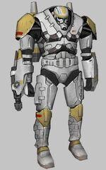 Clone blaze trooper