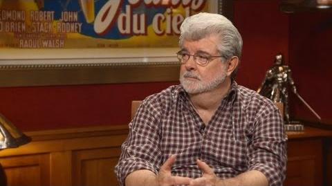 Part 1 George Lucas & Kathleen Kennedy Discuss Disney and the Future of Star Wars