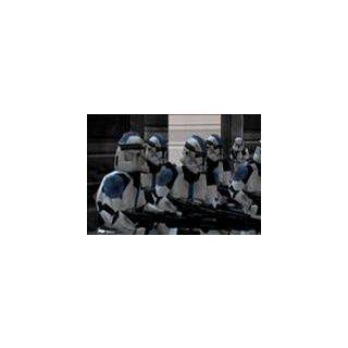 Clone troopers on Kamino