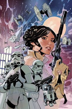 Princess Leia 4 Cover