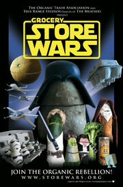 Store wars poster rgb
