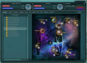 GCW Planetary Control