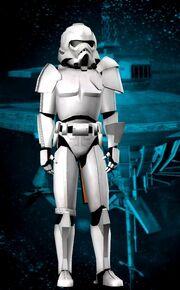 Imperial armor shocktrooper