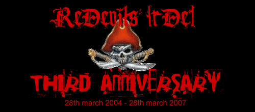 RDe 3rd anniversary
