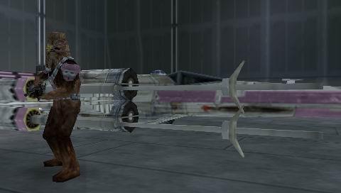 File:Wookie in Hangar Near X-Wing.jpg