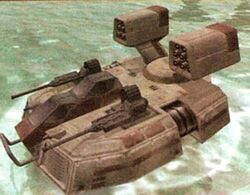 AAC-1 hovertank