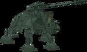 AT-TE Battlefront II