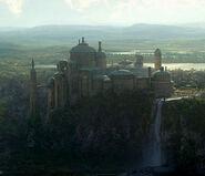 Theed palace