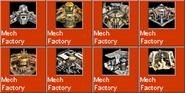 MechFactory icons