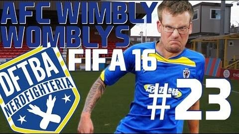 Sexism and Racism FIFA 16 Wimbly Womblys 23