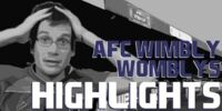 Hankgames Highlights: AFC Wimbly Womblys Seb Brown