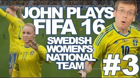 Visiting Sweden Swedish Women's National Team 3