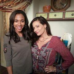 Regina and Bianca