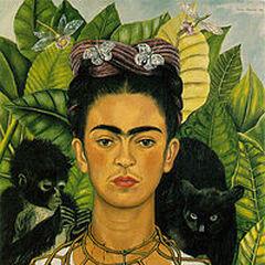 Bay favorite paint artist Frida Kahlo