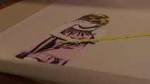 1x05 Bay's Art Ax Girl