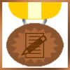 AwardBronze Grammar