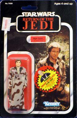 Han Solo (in Trench Coat) (71300)