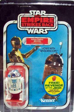 Artoo-Detoo (R2-D2) (with Sensorscope) (69590)