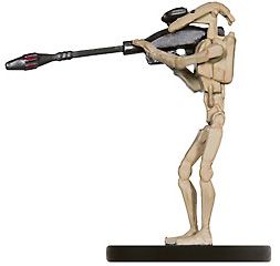 Battle droid sniper
