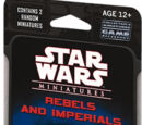 Rebels and Imperials