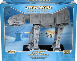 SW miniatures AT-AT imperial Walker Colossal Pack