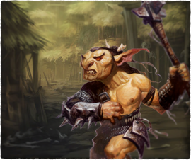 Goblinoids Goblin