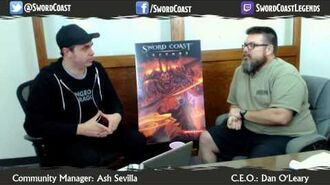 Sword Coast Legends Live - PRE E3 2015
