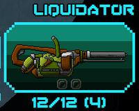 Liquidator-Acid Sack-Recharge