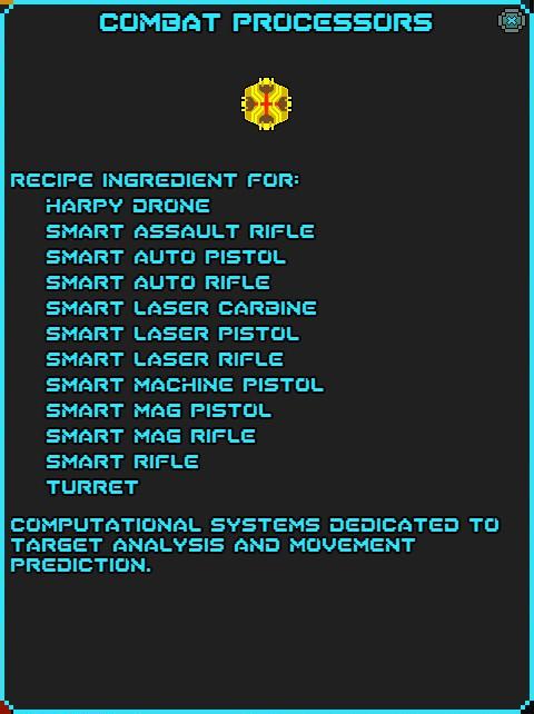 IGI Combat Processors