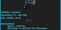 Heavymag Gauss Pistol