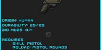 Cleaver Auto Pistol