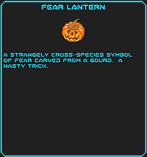 Fear Lantern info