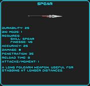 Spear Data