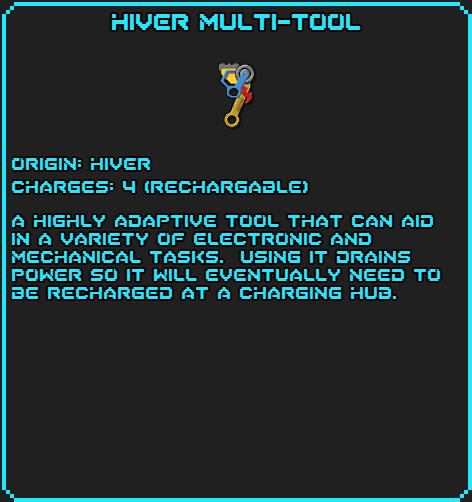 Hiver Multi-Tool info